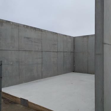 Aménagement de 3 pistes de lavage supplémentaires au CTLD de Ploufragan