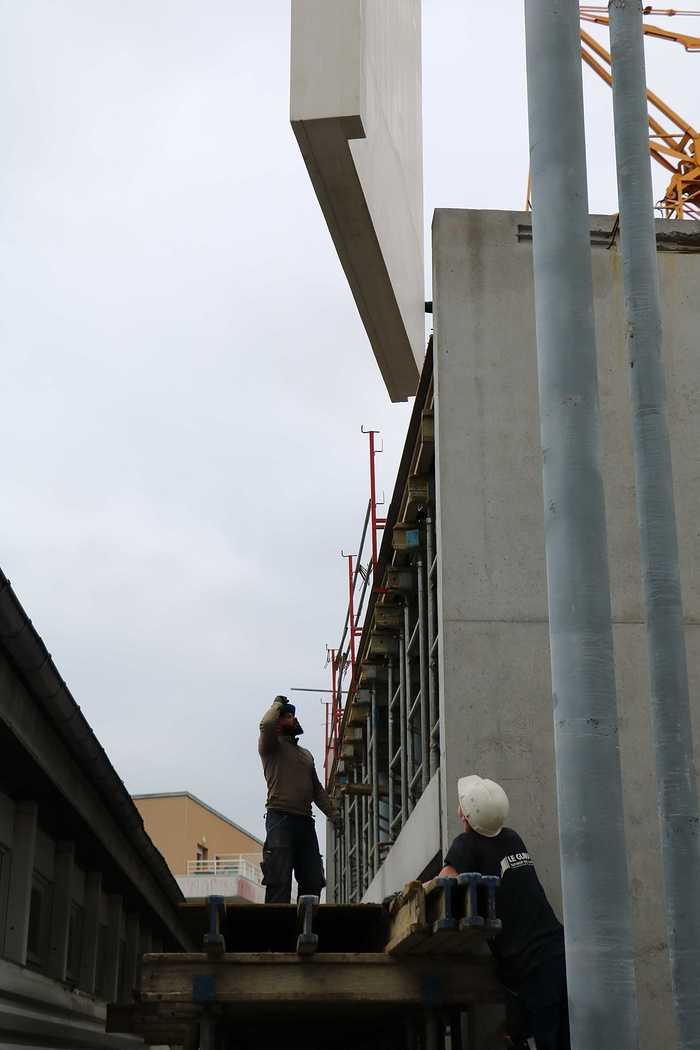 Construction d'une salle multifonctions à Ploufragan : Le Grimolet img2910