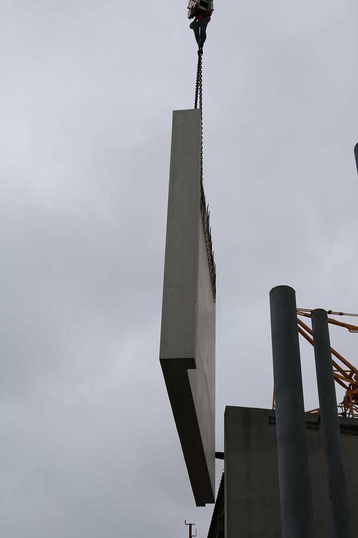 Construction d'une salle multifonctions à Ploufragan : Le Grimolet img2911