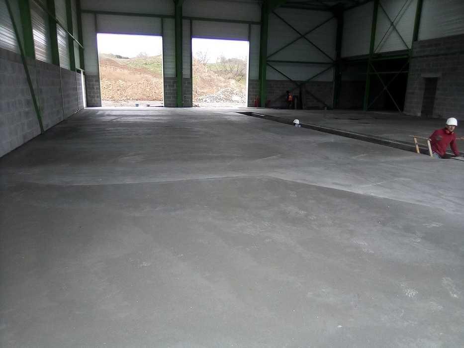 Construction d''un bâtiment industriel pour Le Petit Forestier à Yffiniac img20190314100123