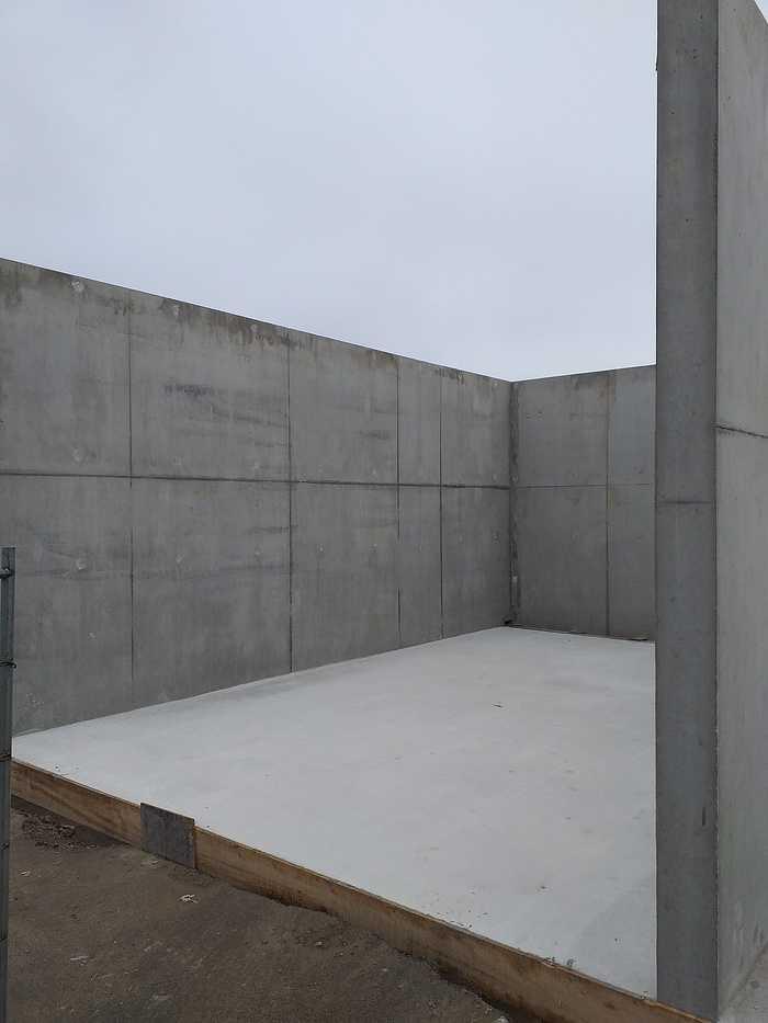 Aménagement de 3 pistes de lavage supplémentaires au CTLD de Ploufragan 0