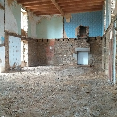 Rénovation bâtiment - Tressignaux
