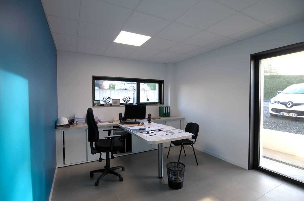 Nouveaux locaux pour la Société Le Guern à Plédran dsc0562