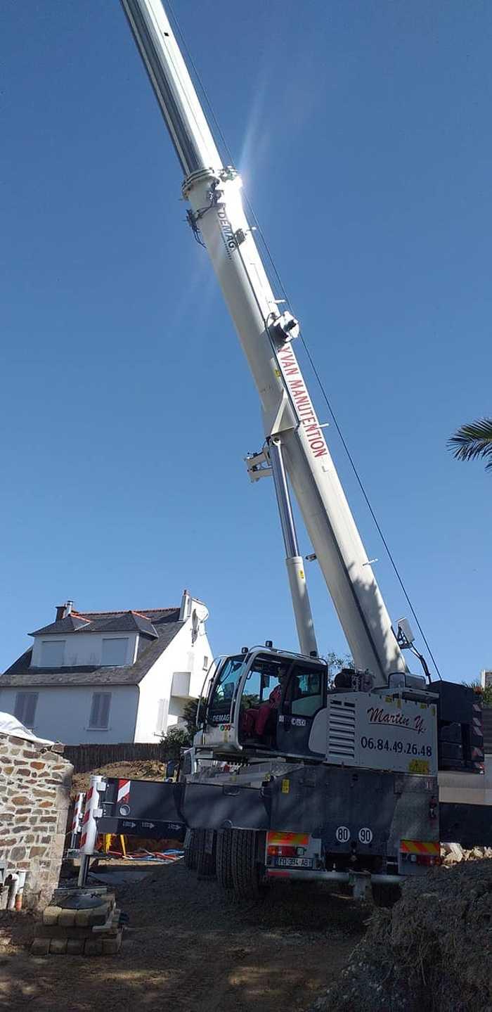 Élément en L - construction mur de soutènement- Val André 16701900028764945492680717723940008627677339n