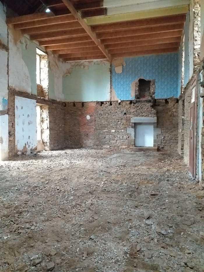 Rénovation bâtiment - Tressignaux 0