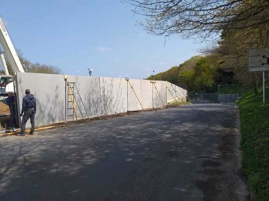 Installation 100m de prémurs - Aire des gens du voyage à Chaptal Saint Brieuc 18011723228977414471433816012467275186432874n