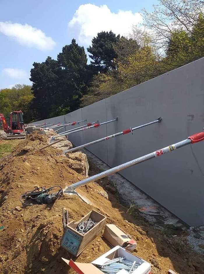 Installation 100m de prémurs - Aire des gens du voyage à Chaptal Saint Brieuc 18021355428977414071433857797677768781479267n